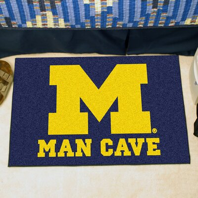 NCAA University of Michigan Man Cave Starter