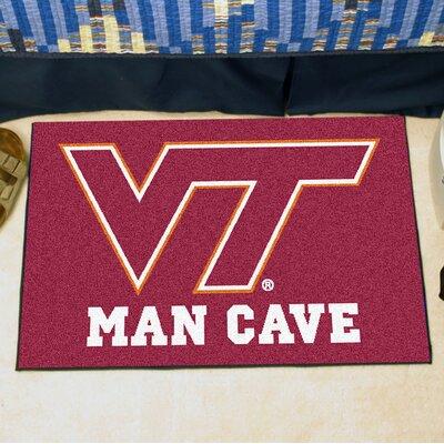 NCAA Virginia Tech Man Cave Starter