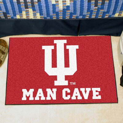 NCAA Indiana University Man Cave Starter