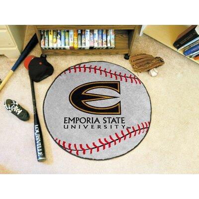 NCAA Emporia State University Baseball Mat