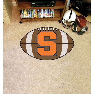 NCAA Syracuse University Football Doormat