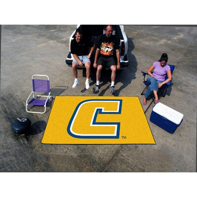 Collegiate NCAA University Tennessee Chattanooga Doormat