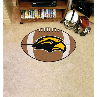 NCAA University of Southern Mississippi Football Doormat