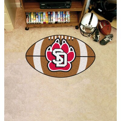 NCAA University of South Dakota Football Doormat