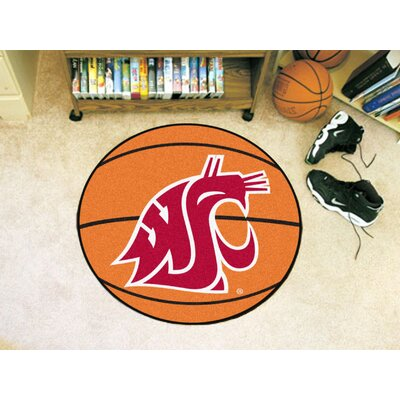 NCAA Washington State University Basketball Mat