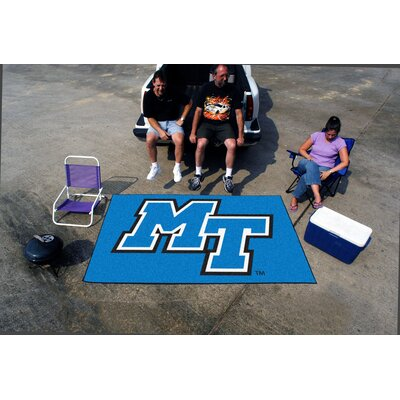 Collegiate NCAA Middle Tennessee State University Doormat