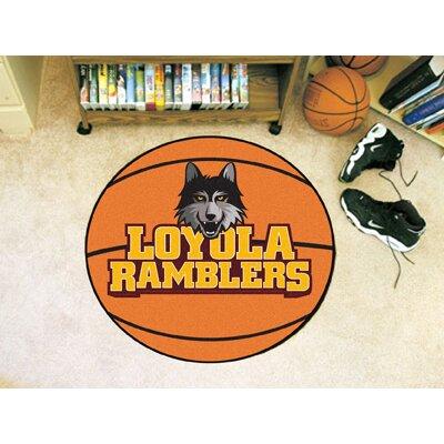 NCAA Loyola University Chicago Basketball Mat