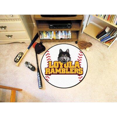 NCAA Loyola University Chicago Baseball Mat
