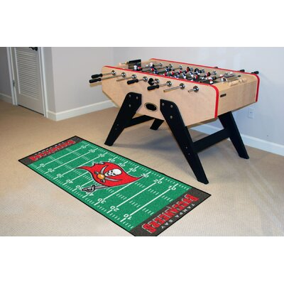 NFL - Tampa Bay Buccaneers Football Field Runner