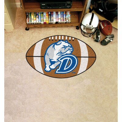 NCAA Drake University Football Doormat