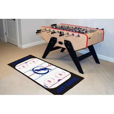 NHL - Tampa Bay Lightning Rink Runner Doormat