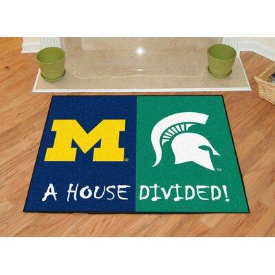 NCAA Mat NCAA Team: Michigan / Michigan State
