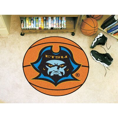 NCAA East Tennessee State University Basketball Mat
