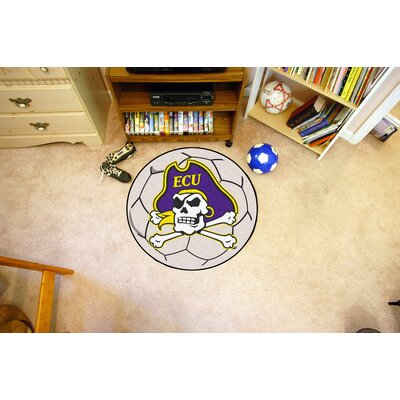 NCAA East Carolina University Soccer Ball