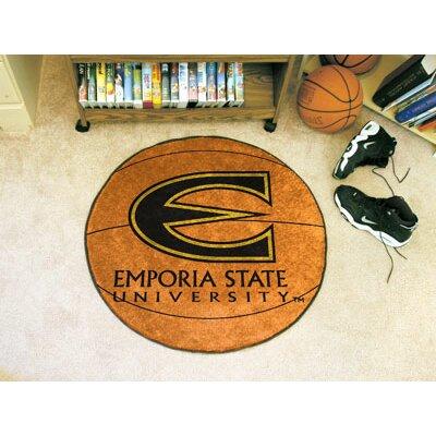 NCAA Emporia State University Basketball Mat