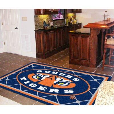 NCAA Auburn University Rug Rug Size: 310 x 6