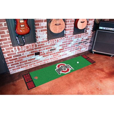 NCAA Ohio State University Putting Green Doormat