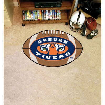 NCAA Auburn University Football Mat
