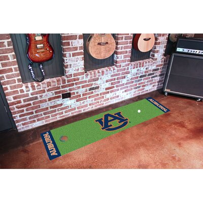 NCAA Auburn University Putting Green Doormat