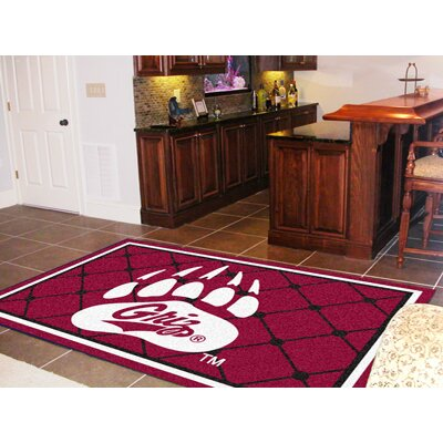 NCAA University of Montana Rug Rug Size: 310 x 6
