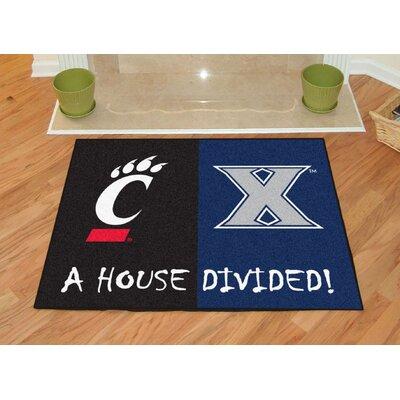 NCAA Mat NCAA Team: Xavier / Cincinnati