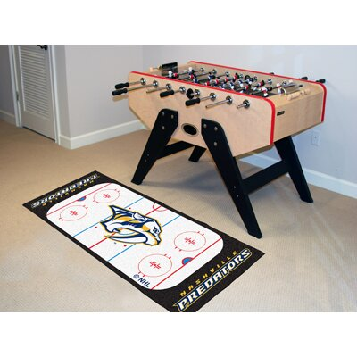 NHL - Nashville Predators Rink Runner Doormat