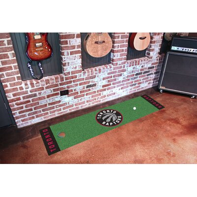 NBA - Toronto Raptors Putting Green Doormat
