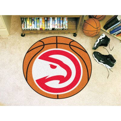 NBA - Atlanta Hawks Basketball Doormat