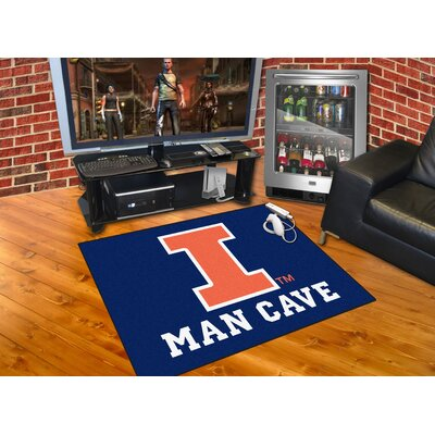 NCAA Man Cave All-Star NCAA Team: University of Illinois