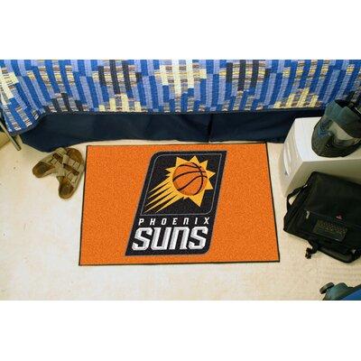 NBA - Phoenix Suns Doormat Mat Size: 17 x 26