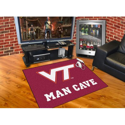 NCAA Virginia Tech Man Cave All-Star