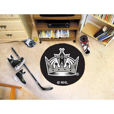 NHL - Los Angeles Kings Puck Doormat