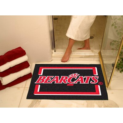 NCAA University of Cincinnati All Star Mat