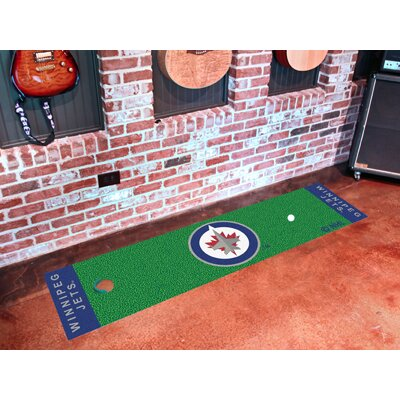 NHL - Winnipeg Jets Putting Green Mat