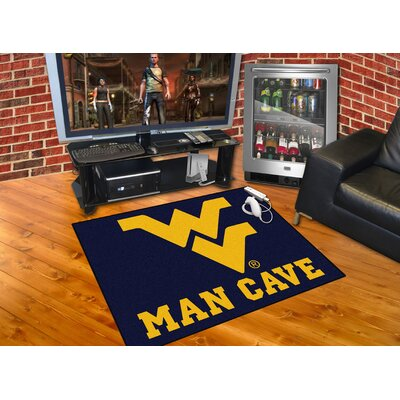 NCAA West Virginia University Man Cave All-Star