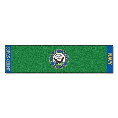 Military U.S. Navy Putting Green Mat