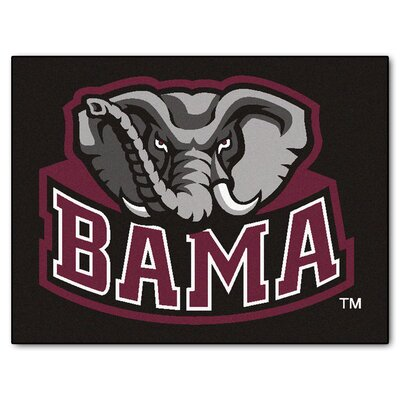 NCAA University of Alabama All Star Doormat
