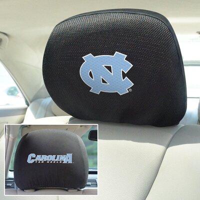 NCAA Head Rest Cover NCAA Team: North Carolina