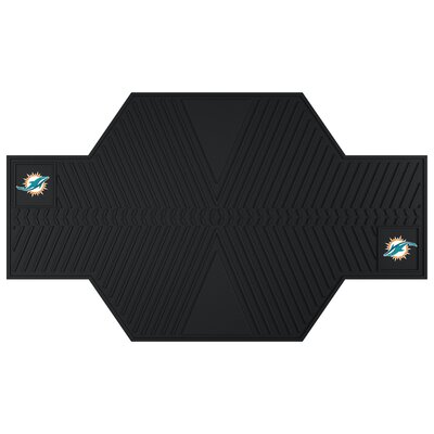 NFL - Miami Dolphins Motorcycle Mat