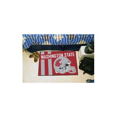 NCAA Washington State University Starter Doormat