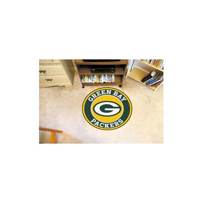 NFL Green Bay Packers Roundel Mat