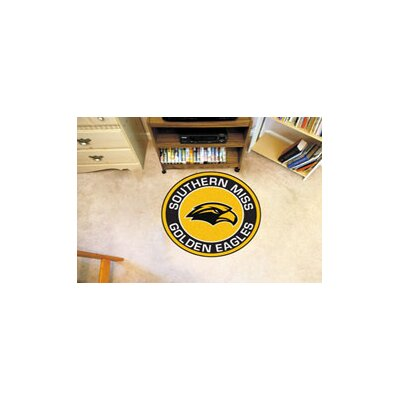 NCAA University of Southern Mississippi Roundel Mat