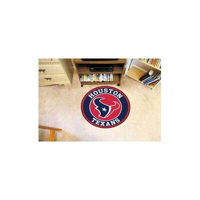 NFL Houston Texans Roundel Mat