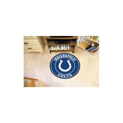 NFL Indianapolis NCAAts Roundel Mat