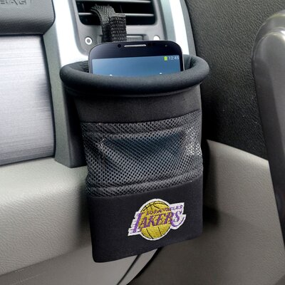 NBA Car Caddy NBA Team: Los Angeles Lakers