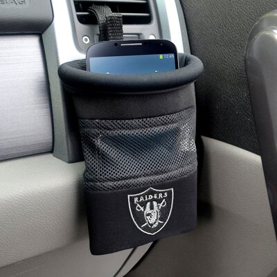 NFL Car Caddy NFL Team: Oakland Raiders