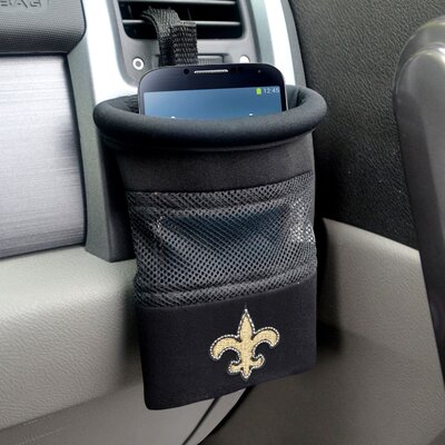 NFL Car Caddy NFL Team: New Orleans Saints