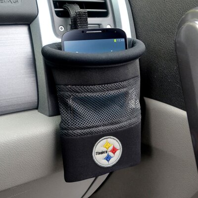 NFL Car Caddy NFL Team: Pittsburgh Steelers