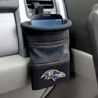 NFL Car Caddy NFL Team: Baltimore Ravens