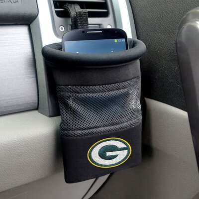 NFL Car Caddy NFL Team: Green Bay Packers
